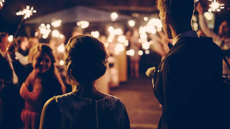 Plusy i minusy ślubu i wesela w sylwestra
