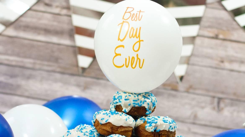 8 nietuzinkowych pomysłów na imprezę urodzinową dla kilkulatka